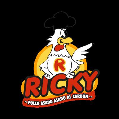 Pollo Ricky vector logo