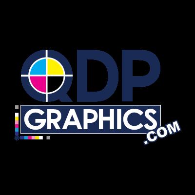 QDP Graphics vector logo