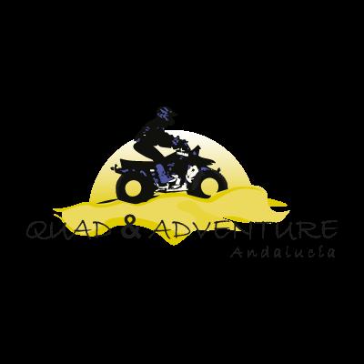 Quad & adventure vector logo