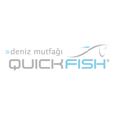 Quick Fish vector logo