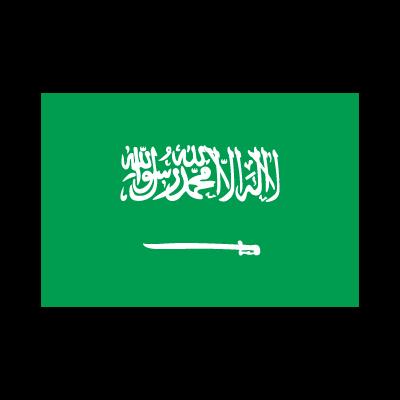Flag of Saudi Arabia vector logo