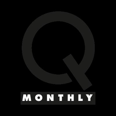 Q Monthly vector logo