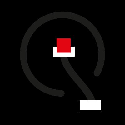Qi vector logo