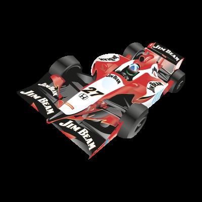 Race Car Alex vector logo