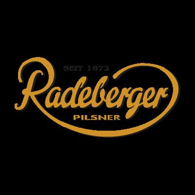 Radeberger vector logo
