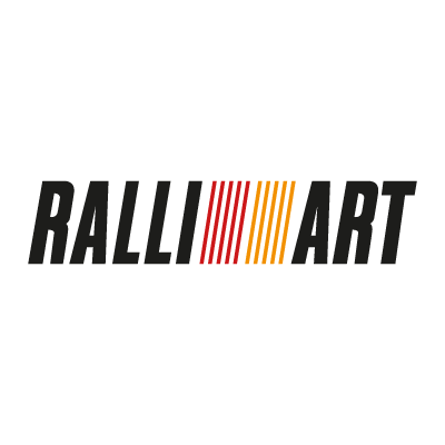 Ralliart auto vector logo