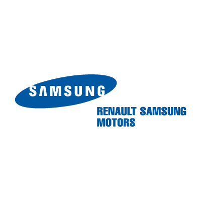 Renault Samsung Motors vector logo