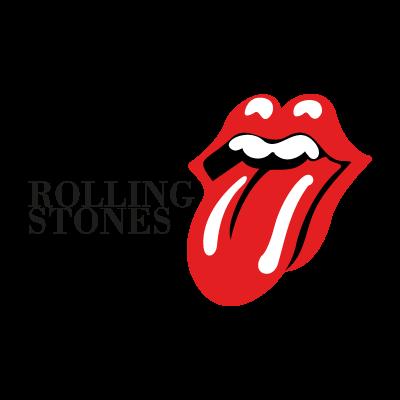 Rolling Stones (music) vector logo