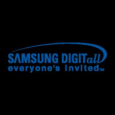 Samsung DigitAll vector logo