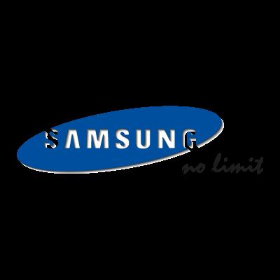 Samsung No Limit vector logo