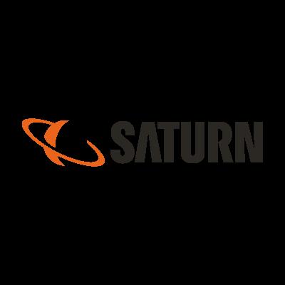 Saturn computers vector logo