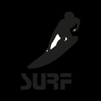 Surf vector logo