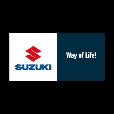 Suzuki - Way of life vector logo