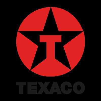 Texaco old vector logo