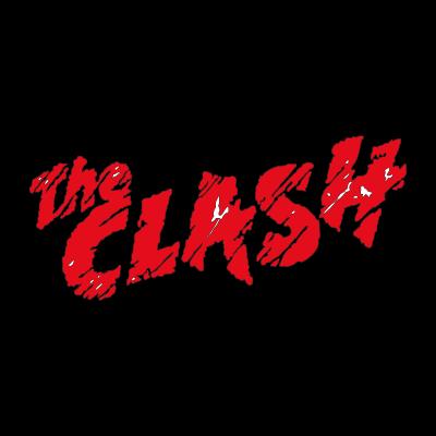 The Clash vector logo