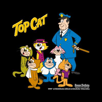 Top Cat vector