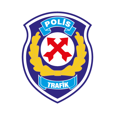 Trafik Polisi vector logo