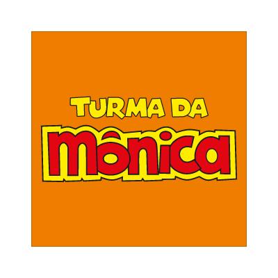 Turma da Monica vector logo