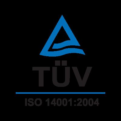 TUV ISO 14001:2004 vector logo