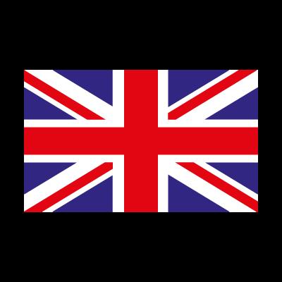 Flag of United Kingdom vector logo