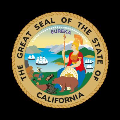 Seal of California vector logo