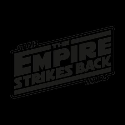 The Empire Strikes Back vector logo