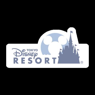 Tokyo Disney Resort vector logo