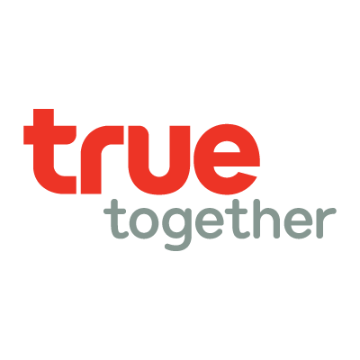 True vector logo