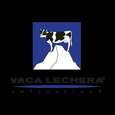 Vaca Lechera vector logo
