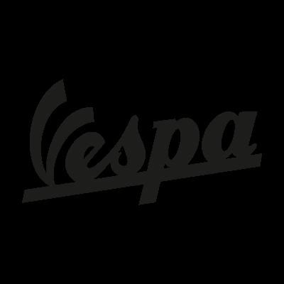 Vespa Motorcycle vector logo
