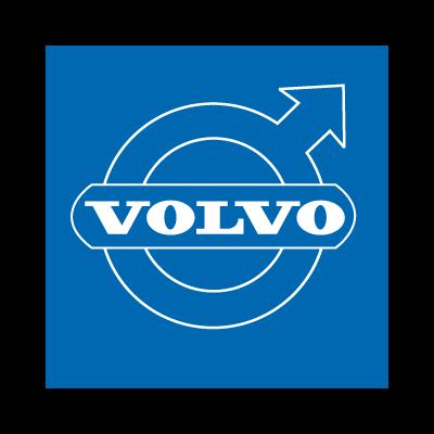 Volvo (Blue) vector logo