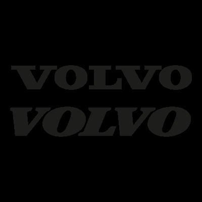 Volvo (Text) vector logo