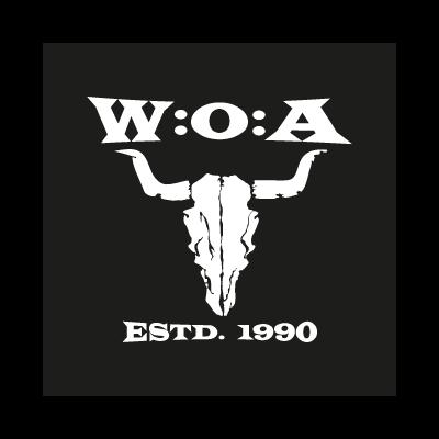 Wacken open air vector logo