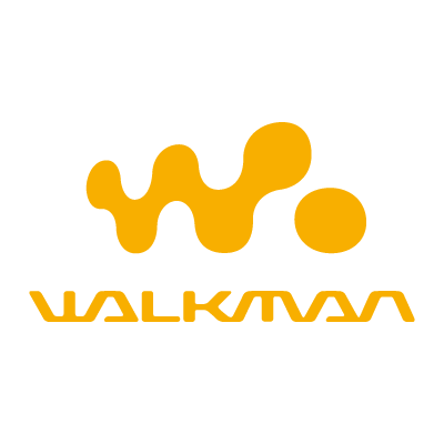 Walkman Sony vector logo