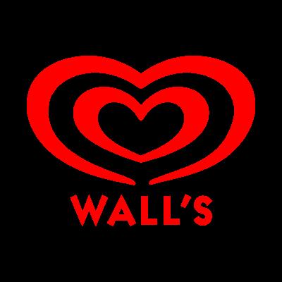 Wall's vector logo