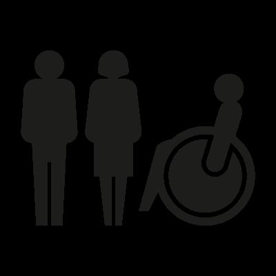 WC vector logo