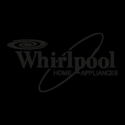 Whirlpool Black vector logo