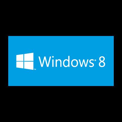 Windows 8 (.EPS) vector logo