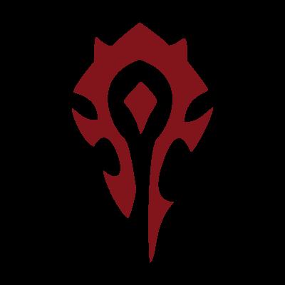 World of Warcraft Horde vector logo