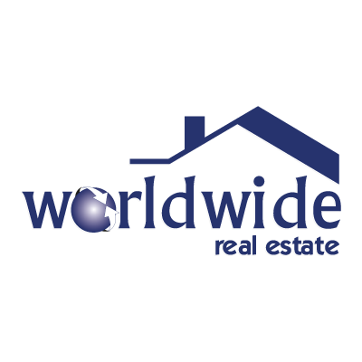 Worldwide Real Estate vector logo
