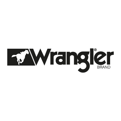 Wrangler Brand vector logo