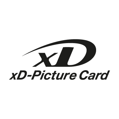XD-Picture Card vector logo