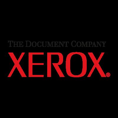 Xerox Company vector logo