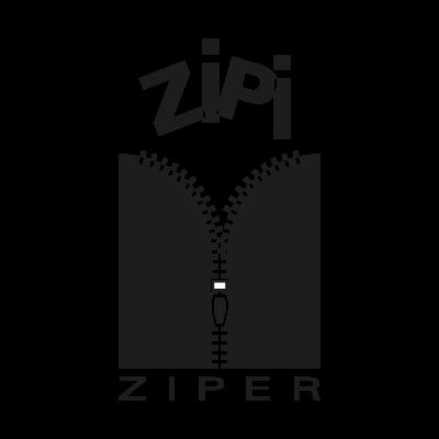 Zipi Ziper vector logo