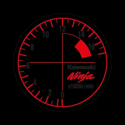 Zx-6r Ninja vector logo
