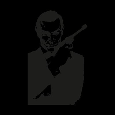 007 James Bond (.EPS) vector logo