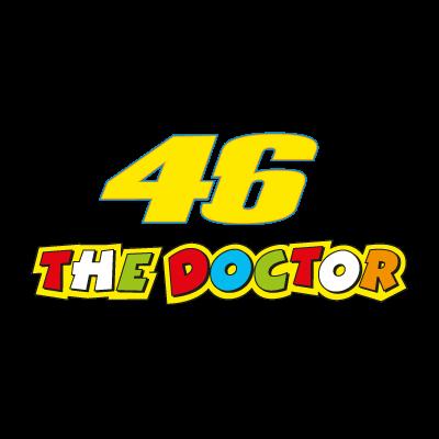46 the doctor vector logo
