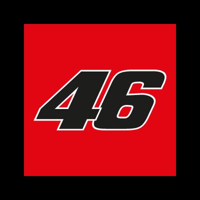 46 vector logo