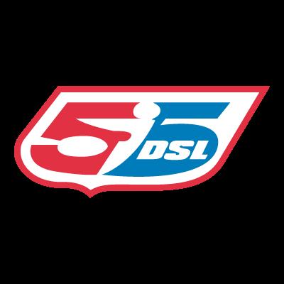 55 DSL vector logo