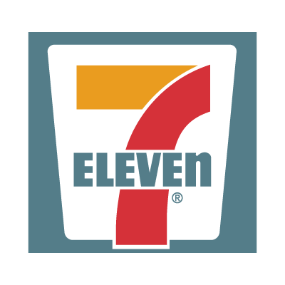 7-Eleven (.EPS) vector logo